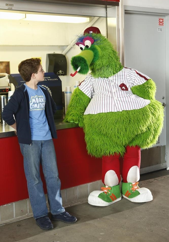 Adam & the Phanatic from 'The Lost Boy'