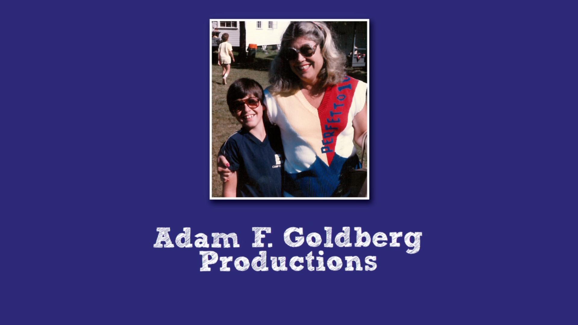 Adam goldberg sister