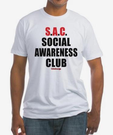 Goldbergs Social Awareness Club T-Shirt
